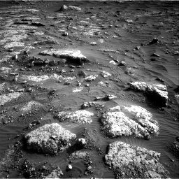 Nasa's Mars rover Curiosity acquired this image using its Right Navigation Camera on Sol 3047, at drive 348, site number 87
