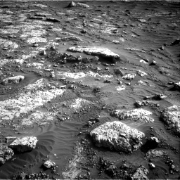 Nasa's Mars rover Curiosity acquired this image using its Right Navigation Camera on Sol 3047, at drive 354, site number 87