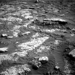 Nasa's Mars rover Curiosity acquired this image using its Right Navigation Camera on Sol 3047, at drive 360, site number 87