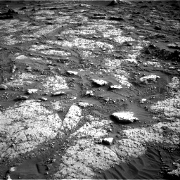 Nasa's Mars rover Curiosity acquired this image using its Right Navigation Camera on Sol 3047, at drive 372, site number 87