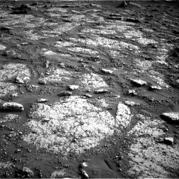 Nasa's Mars rover Curiosity acquired this image using its Right Navigation Camera on Sol 3047, at drive 378, site number 87