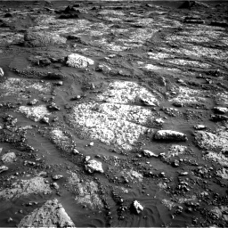 Nasa's Mars rover Curiosity acquired this image using its Right Navigation Camera on Sol 3047, at drive 396, site number 87