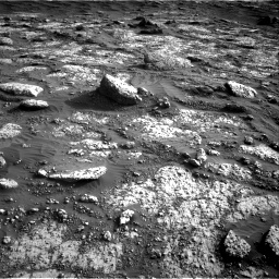 Nasa's Mars rover Curiosity acquired this image using its Right Navigation Camera on Sol 3047, at drive 414, site number 87