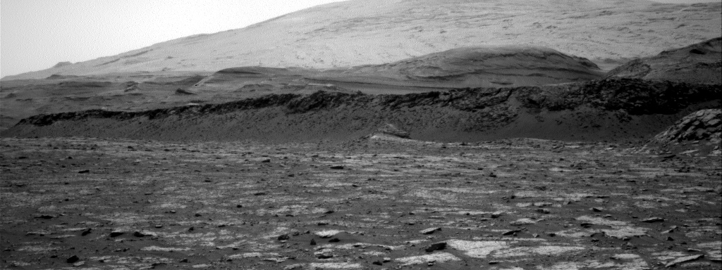 Nasa's Mars rover Curiosity acquired this image using its Right Navigation Camera on Sol 3048, at drive 420, site number 87