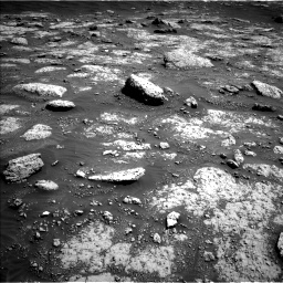 Nasa's Mars rover Curiosity acquired this image using its Left Navigation Camera on Sol 3049, at drive 426, site number 87
