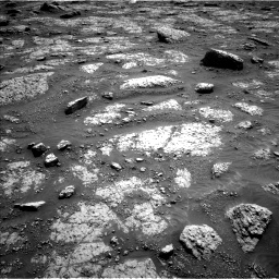 Nasa's Mars rover Curiosity acquired this image using its Left Navigation Camera on Sol 3049, at drive 534, site number 87
