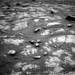 Nasa's Mars rover Curiosity acquired this image using its Left Navigation Camera on Sol 3049, at drive 540, site number 87