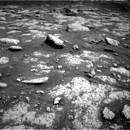 Nasa's Mars rover Curiosity acquired this image using its Right Navigation Camera on Sol 3049, at drive 426, site number 87