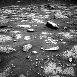 Nasa's Mars rover Curiosity acquired this image using its Right Navigation Camera on Sol 3049, at drive 432, site number 87