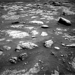 Nasa's Mars rover Curiosity acquired this image using its Right Navigation Camera on Sol 3049, at drive 444, site number 87
