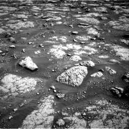 Nasa's Mars rover Curiosity acquired this image using its Right Navigation Camera on Sol 3049, at drive 456, site number 87