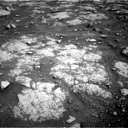 Nasa's Mars rover Curiosity acquired this image using its Right Navigation Camera on Sol 3049, at drive 474, site number 87