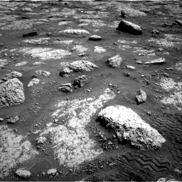 Nasa's Mars rover Curiosity acquired this image using its Right Navigation Camera on Sol 3049, at drive 498, site number 87