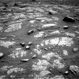 Nasa's Mars rover Curiosity acquired this image using its Right Navigation Camera on Sol 3049, at drive 540, site number 87