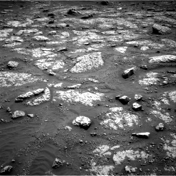 Nasa's Mars rover Curiosity acquired this image using its Right Navigation Camera on Sol 3049, at drive 552, site number 87