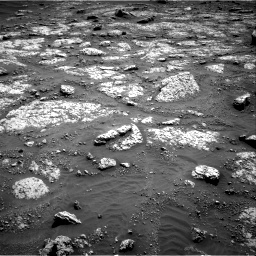 Nasa's Mars rover Curiosity acquired this image using its Right Navigation Camera on Sol 3049, at drive 558, site number 87