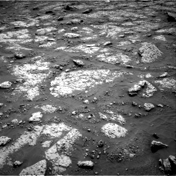 Nasa's Mars rover Curiosity acquired this image using its Right Navigation Camera on Sol 3049, at drive 582, site number 87