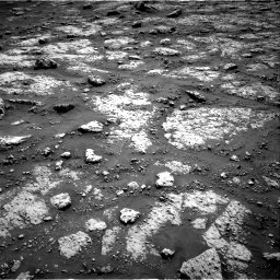 Nasa's Mars rover Curiosity acquired this image using its Right Navigation Camera on Sol 3049, at drive 588, site number 87