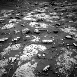 Nasa's Mars rover Curiosity acquired this image using its Right Navigation Camera on Sol 3049, at drive 600, site number 87