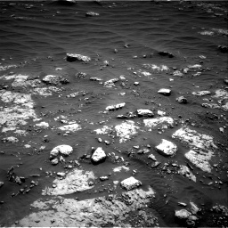 Nasa's Mars rover Curiosity acquired this image using its Right Navigation Camera on Sol 3049, at drive 660, site number 87