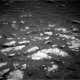 Nasa's Mars rover Curiosity acquired this image using its Right Navigation Camera on Sol 3049, at drive 684, site number 87