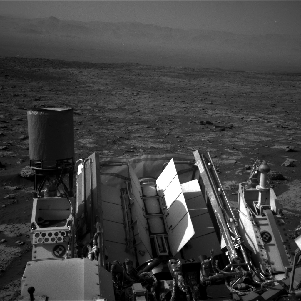 Nasa's Mars rover Curiosity acquired this image using its Right Navigation Camera on Sol 3049, at drive 696, site number 87