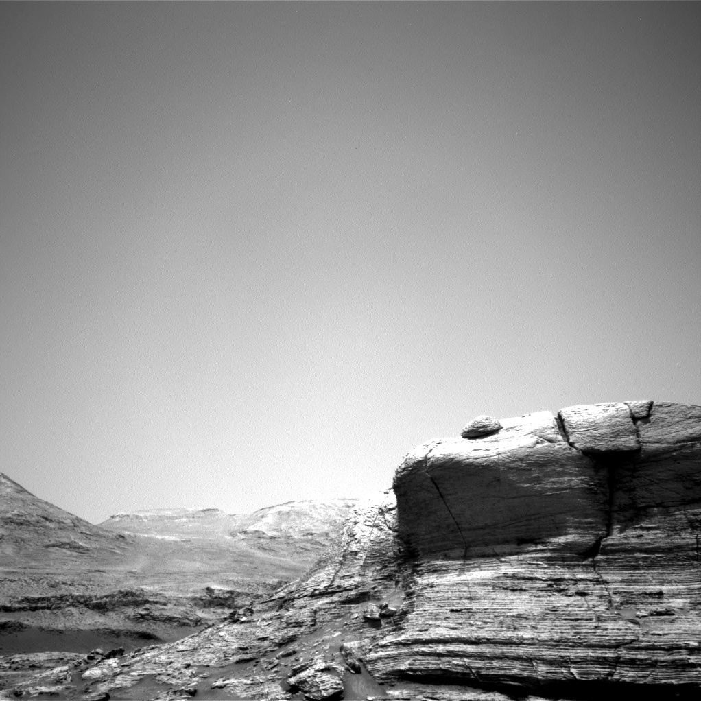 Nasa's Mars rover Curiosity acquired this image using its Right Navigation Camera on Sol 3050, at drive 696, site number 87