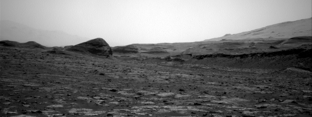 Nasa's Mars rover Curiosity acquired this image using its Right Navigation Camera on Sol 3051, at drive 696, site number 87