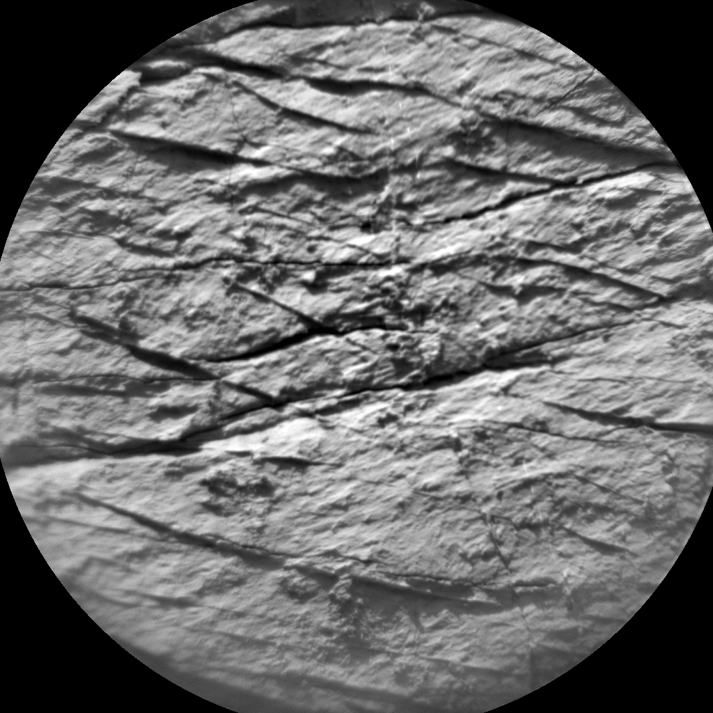 Nasa's Mars rover Curiosity acquired this image using its Chemistry & Camera (ChemCam) on Sol 3051, at drive 696, site number 87