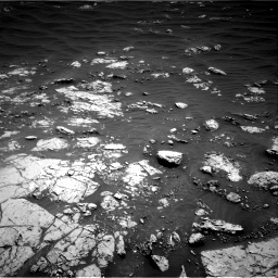 Nasa's Mars rover Curiosity acquired this image using its Right Navigation Camera on Sol 3052, at drive 708, site number 87