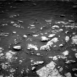 Nasa's Mars rover Curiosity acquired this image using its Right Navigation Camera on Sol 3052, at drive 726, site number 87