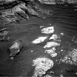 Nasa's Mars rover Curiosity acquired this image using its Right Navigation Camera on Sol 3052, at drive 774, site number 87