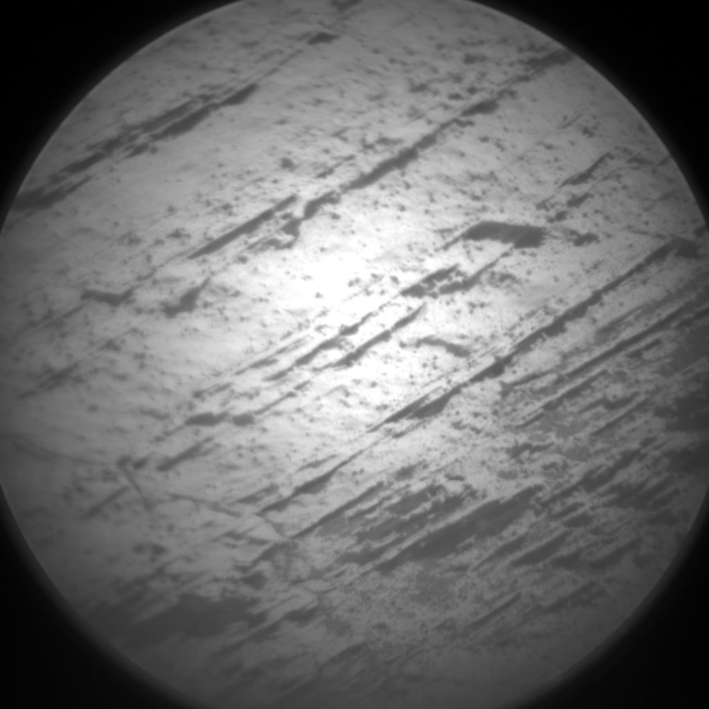 Nasa's Mars rover Curiosity acquired this image using its Chemistry & Camera (ChemCam) on Sol 3057, at drive 792, site number 87