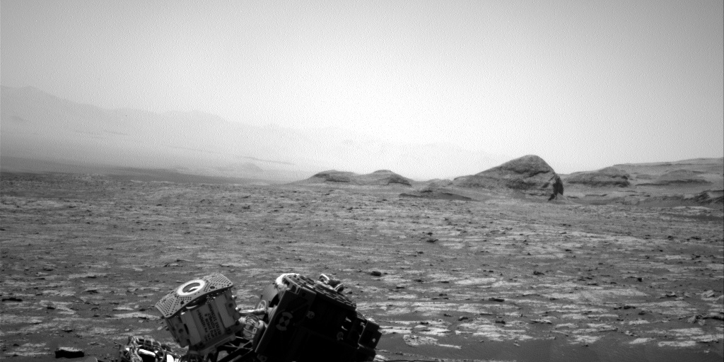 Nasa's Mars rover Curiosity acquired this image using its Right Navigation Camera on Sol 3058, at drive 792, site number 87