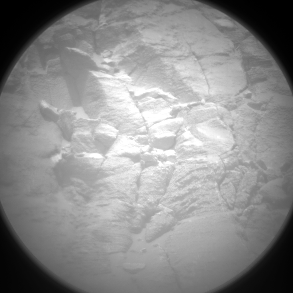 Nasa's Mars rover Curiosity acquired this image using its Chemistry & Camera (ChemCam) on Sol 3059, at drive 792, site number 87