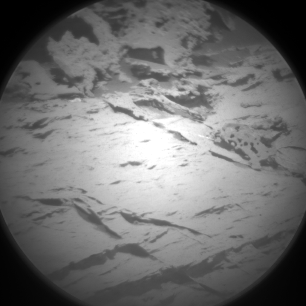 Nasa's Mars rover Curiosity acquired this image using its Chemistry & Camera (ChemCam) on Sol 3060, at drive 792, site number 87