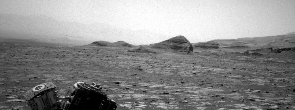 Nasa's Mars rover Curiosity acquired this image using its Right Navigation Camera on Sol 3060, at drive 792, site number 87