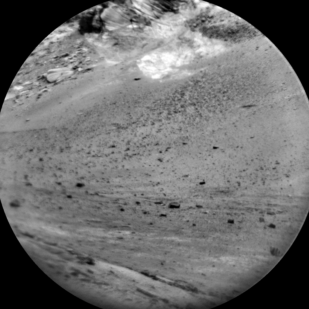Nasa's Mars rover Curiosity acquired this image using its Chemistry & Camera (ChemCam) on Sol 3061, at drive 792, site number 87
