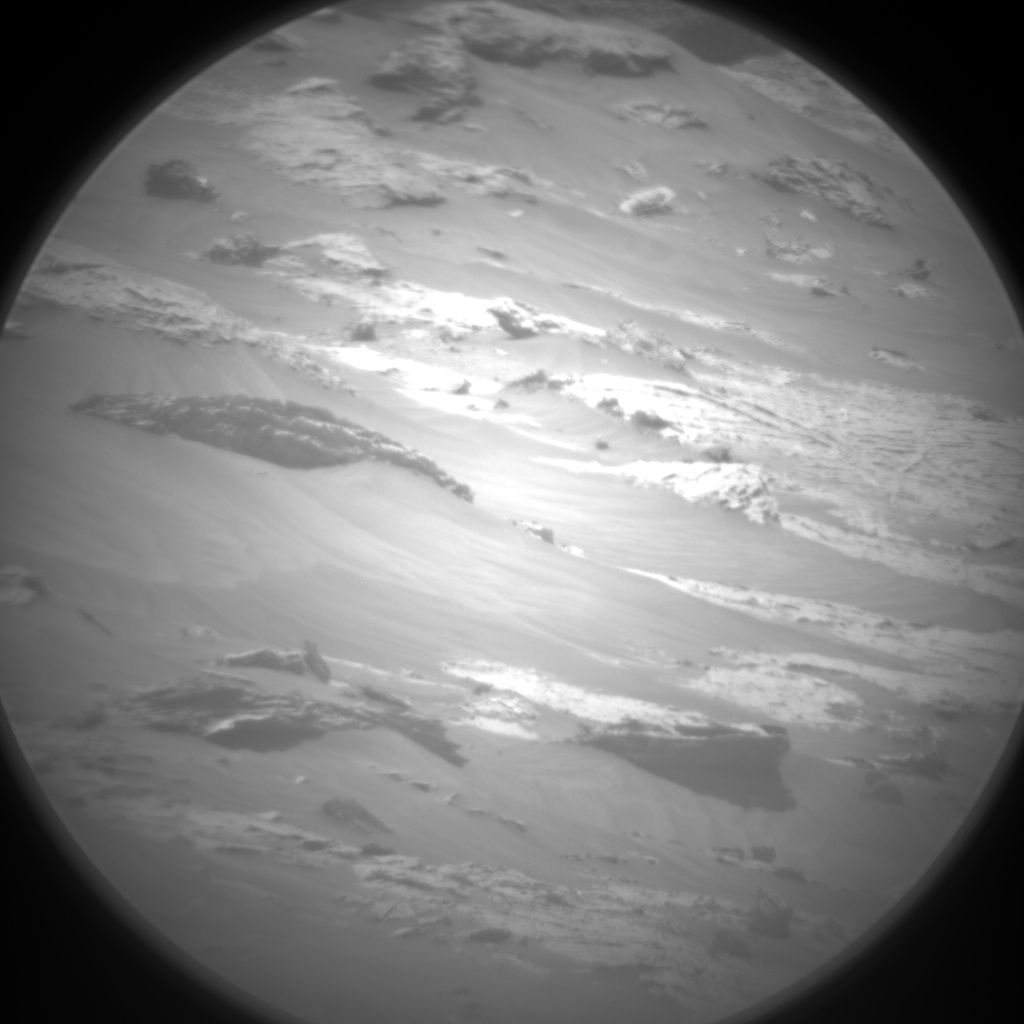 Nasa's Mars rover Curiosity acquired this image using its Chemistry & Camera (ChemCam) on Sol 3062, at drive 792, site number 87