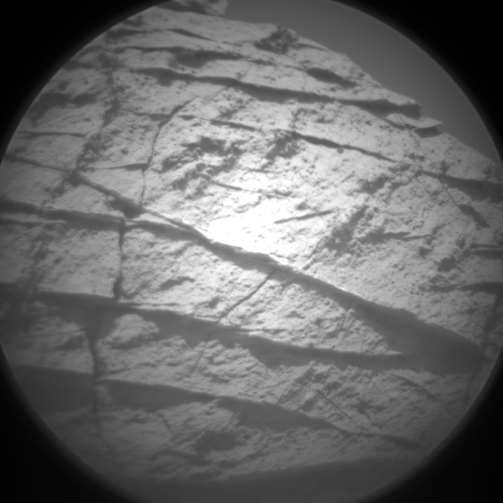 Nasa's Mars rover Curiosity acquired this image using its Chemistry & Camera (ChemCam) on Sol 3065, at drive 792, site number 87