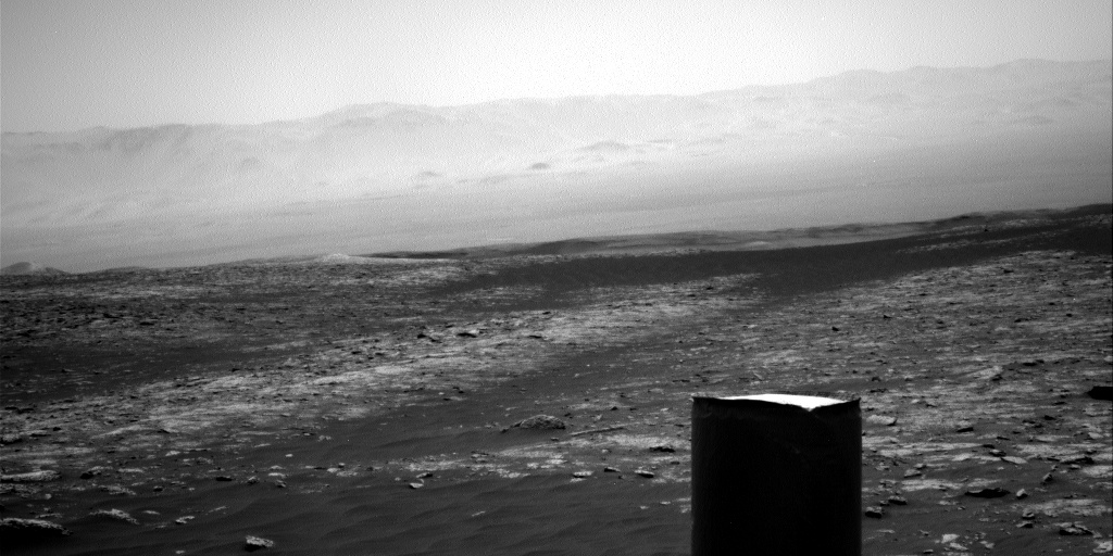 Nasa's Mars rover Curiosity acquired this image using its Right Navigation Camera on Sol 3065, at drive 792, site number 87