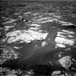 Nasa's Mars rover Curiosity acquired this image using its Left Navigation Camera on Sol 3072, at drive 810, site number 87