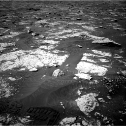 Nasa's Mars rover Curiosity acquired this image using its Right Navigation Camera on Sol 3072, at drive 810, site number 87