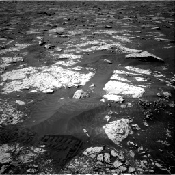 Nasa's Mars rover Curiosity acquired this image using its Right Navigation Camera on Sol 3072, at drive 816, site number 87
