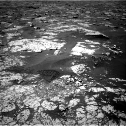 Nasa's Mars rover Curiosity acquired this image using its Right Navigation Camera on Sol 3072, at drive 822, site number 87