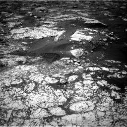 Nasa's Mars rover Curiosity acquired this image using its Right Navigation Camera on Sol 3072, at drive 828, site number 87
