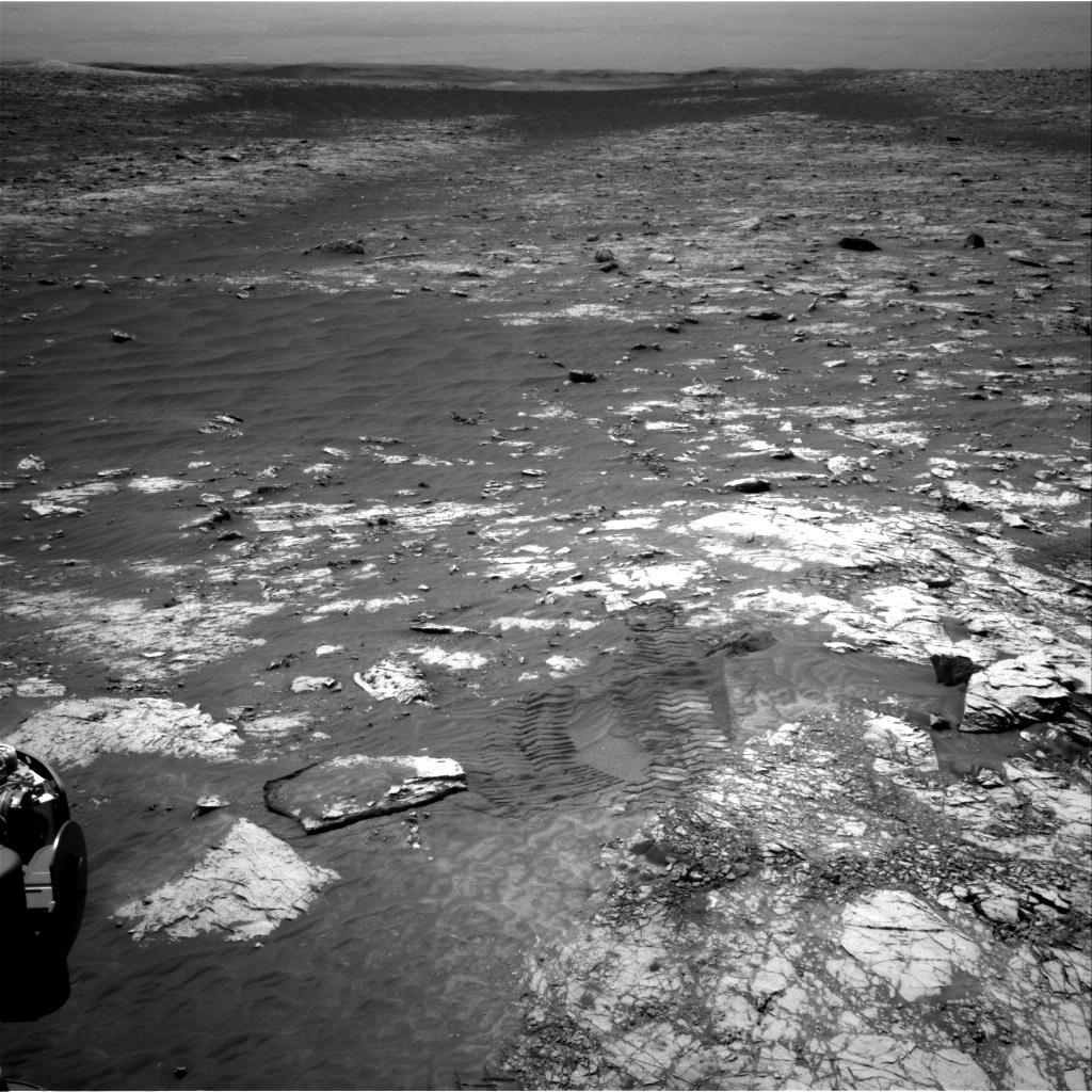 Nasa's Mars rover Curiosity acquired this image using its Right Navigation Camera on Sol 3072, at drive 834, site number 87
