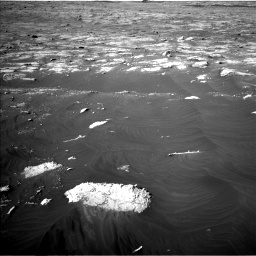 Nasa's Mars rover Curiosity acquired this image using its Left Navigation Camera on Sol 3074, at drive 906, site number 87