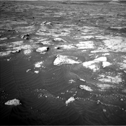 Nasa's Mars rover Curiosity acquired this image using its Left Navigation Camera on Sol 3074, at drive 942, site number 87
