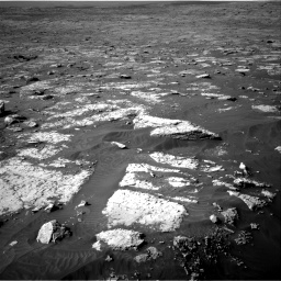 Nasa's Mars rover Curiosity acquired this image using its Right Navigation Camera on Sol 3074, at drive 864, site number 87